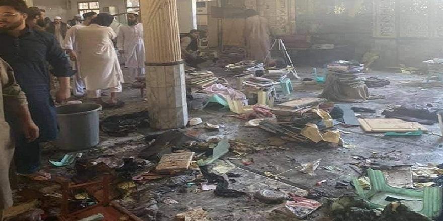 O ülkede şiddetli patlama! 7 ölü 100 yaralı