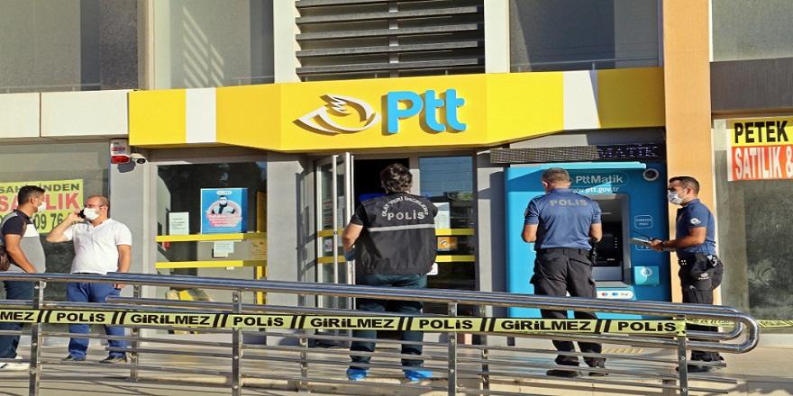 Antalya'da PTT'de bıçaklı soyun gerçekleştiren zanlıya 15 yıl hapis istemi