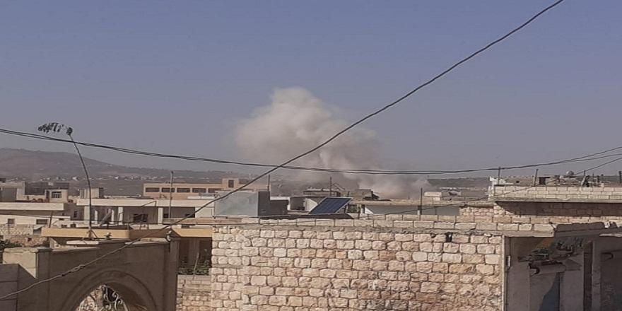 Esat topçu birlikleri, Hama kentine saldırdı: 5 yaralı