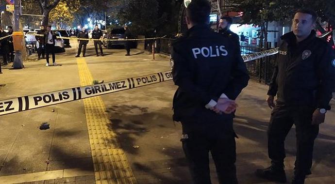 İstanbul Fatih'te Silahlı Saldırı!