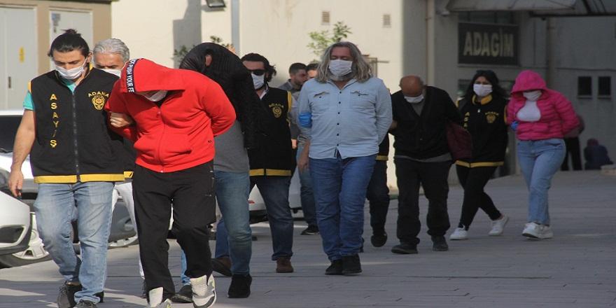 """Adana'da yakalanan, sahte validen şok ifade; """"Ben geçimimi dolandırıcılıktan sağlıyorum"""""""