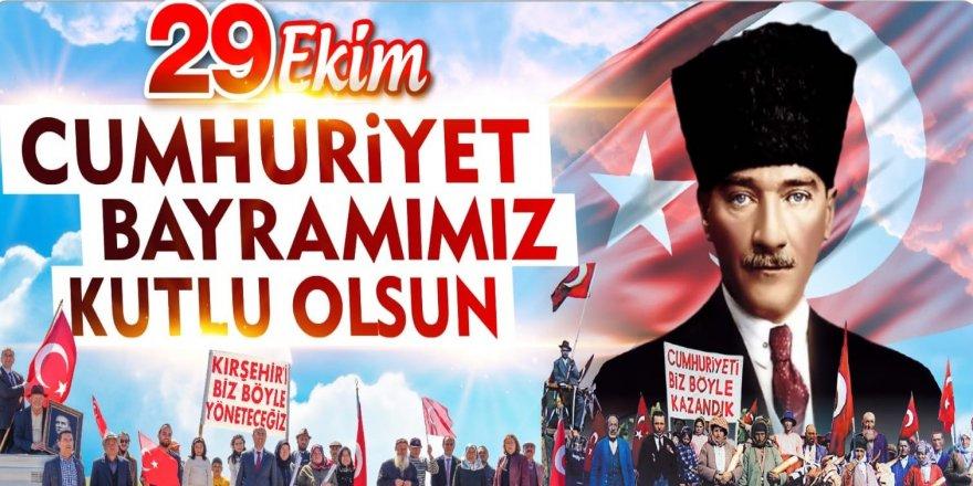 29 Ekim Cumhuriyet Bayramı dolayısıyla, personelinin oynadığı klip ile Cumhuriyet anlatıldı