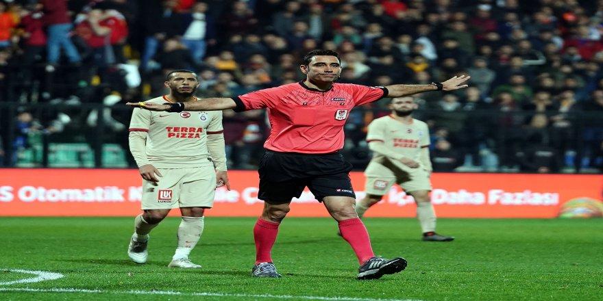 Kayserispor-Rizespor maçını Koray Gençerler yönetecek
