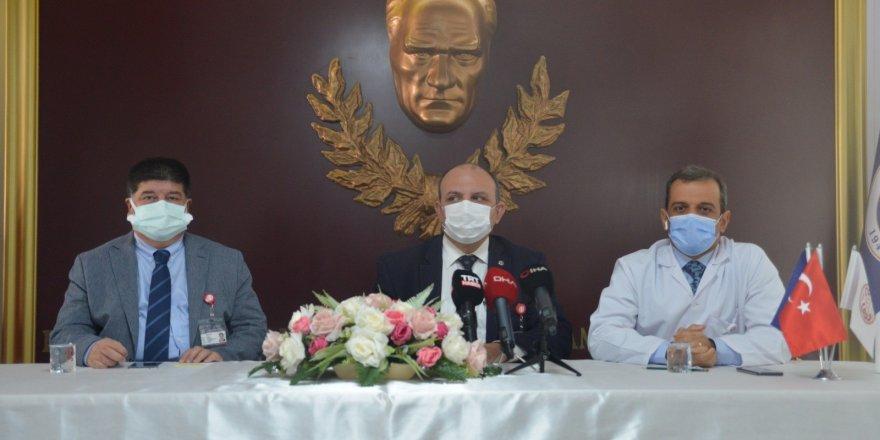 Çin'den Covid-19 aşısının denemeleri Ankara Üniversitesi'nde de başladı