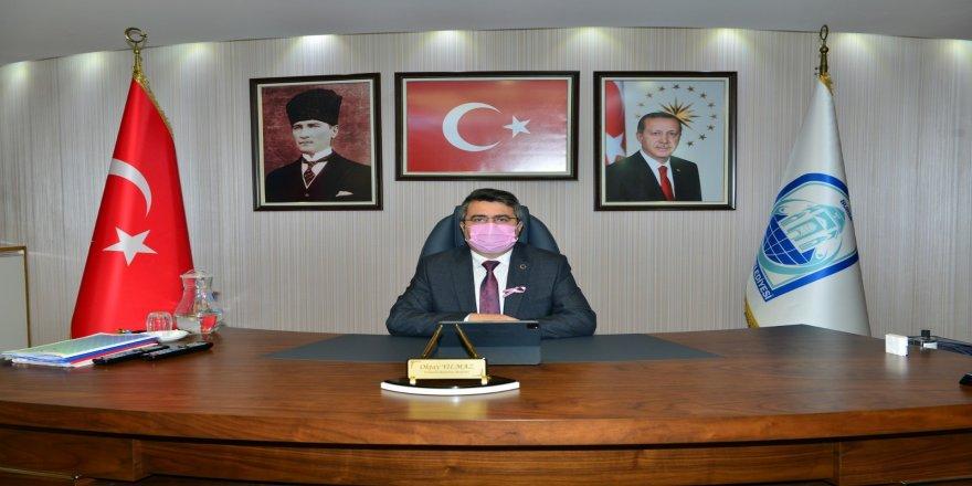 Bursa'nın Yıldırım ilçesinde 'pembe' farkındalık