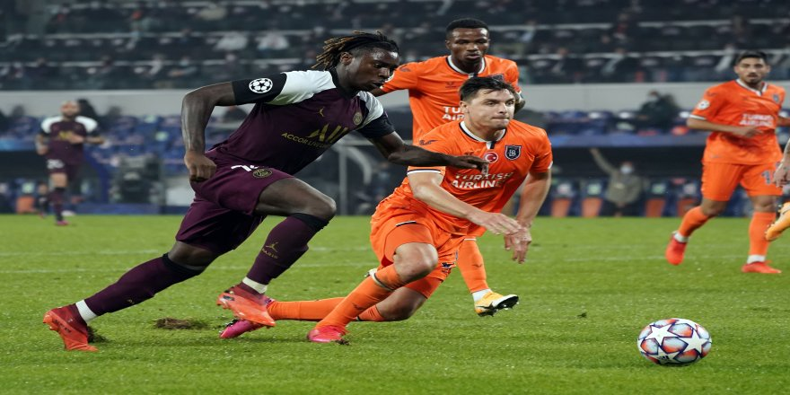 Fransız ekibi ikinci yarıda, bulduğu gollerle karşılaşmayı 2-0 kazandı