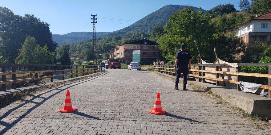 Karabük'ün en büyük köyünde ikinci karantina