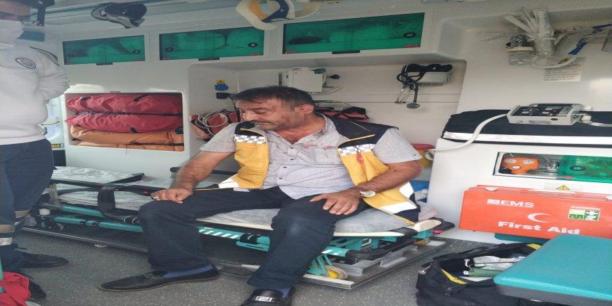 Yalova'da 2 şahıs filyasyon ekibine sopalı saldırı