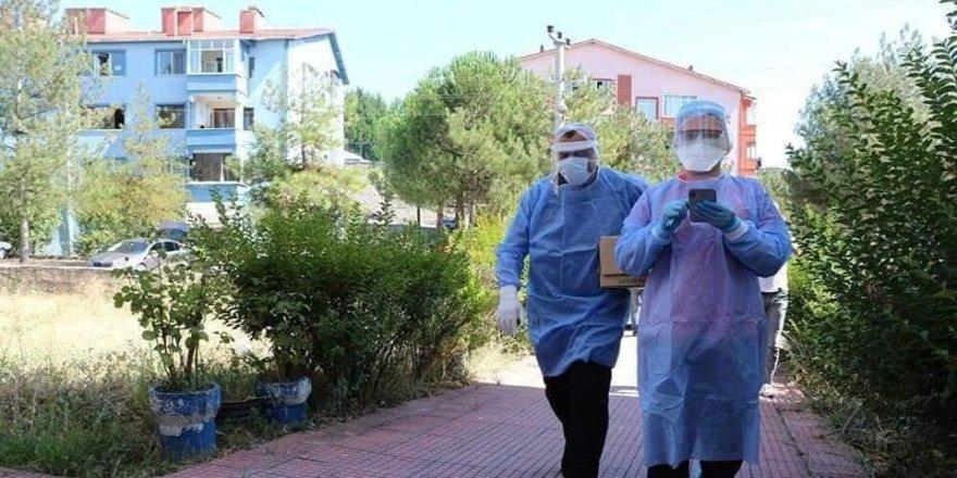 Kayseri'de Karantina ihlaline 1 yıl hapis cezası istemiyle dava açıldı
