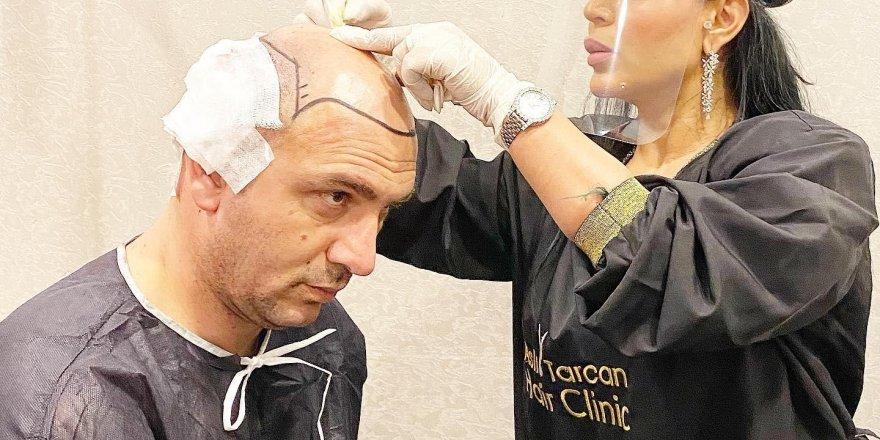 """Saç Ekim Uzmanı Aslı Tarcan: """"En kaliteli saç ekim yöntemlerinden biri DHI tekniği''"""