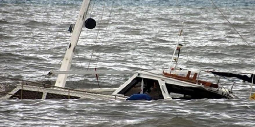 O ülkede, göçmen teknesi alabora oldu! 140 kişi hayatını kaybetti!