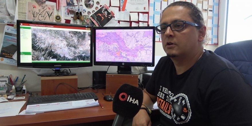 Denizli Jeoloji Mühendisleri Odası'ndan İzmir depremi ile alakalı açıklamada bulundu