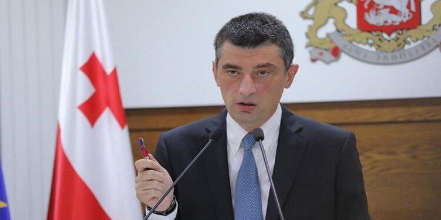 Gürcistan'da, milletvekilleri seçimleri için oy verme işlemi devam ediyor