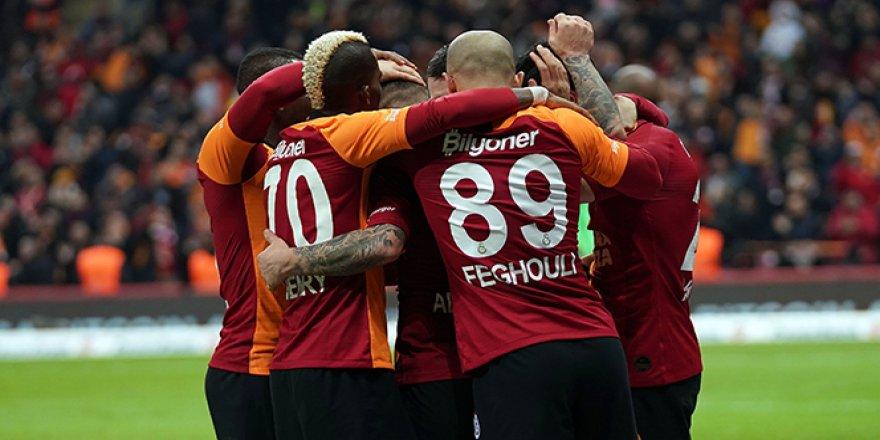 Galatasaray, MKE Ankaragücü karşısında 2 değişiklik yaptı