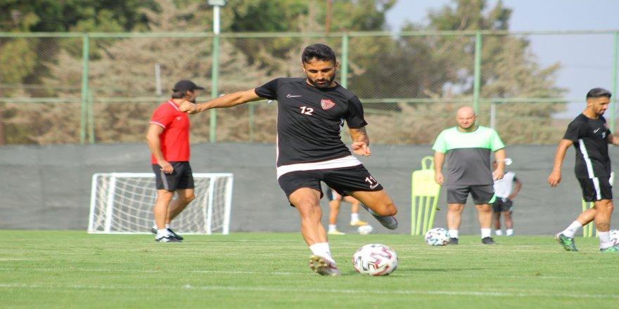 Sivasspor maçı hazırlıklarını, Hatayspor sürdürdü