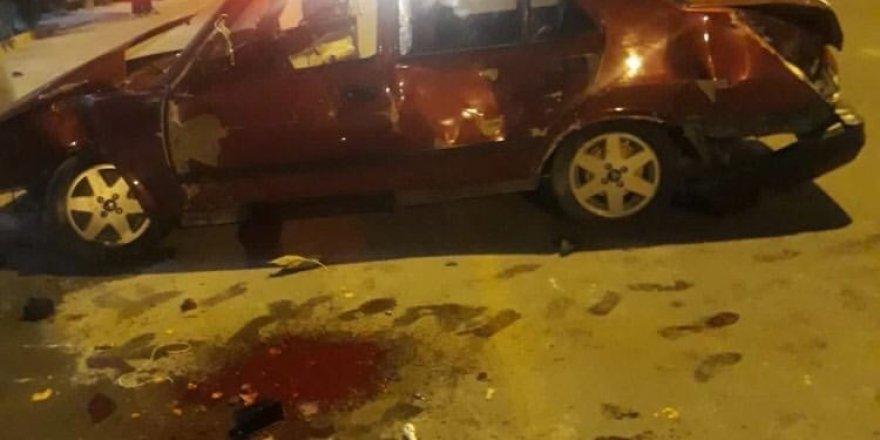 Mersin Tarsus'ta trafik kazası: 6 yaralı