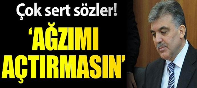 Abdullah Gül'e Bakan Soylu'dan sert tepki!