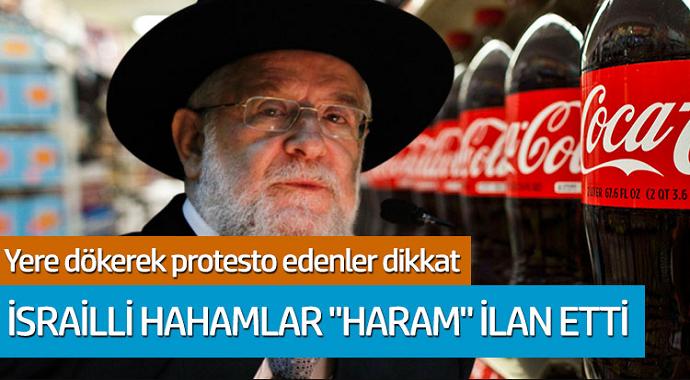 Yere dökerek protesto edenler dikkat: İsrailli hahamlar 'Haram' ilan etti