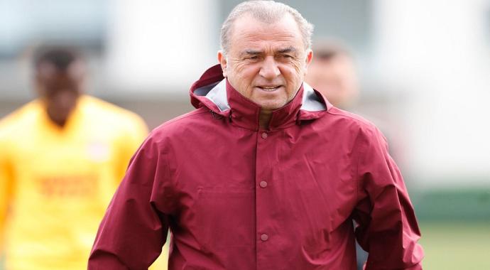 Galatasaray'da Gençlerbirliği hazırlıklarını sürdürüyor