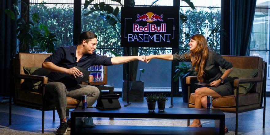Red Bull Basement programına yapılan, 172 başvuru değerlendirildi