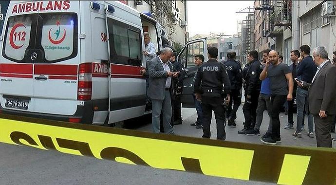 İstanbul Bayrampaşa'da Banka Soygunu!