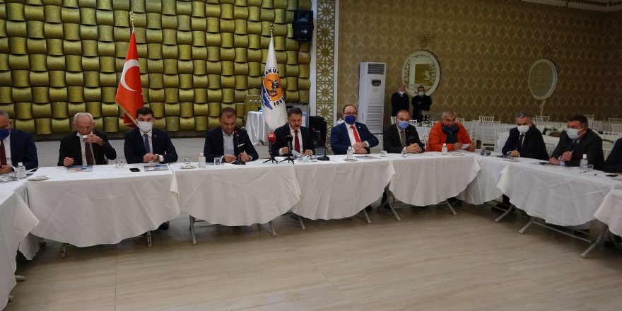 Karadenizli 13 belediye başkanlarından Deveci ve Kılıçdaroğlu'na destek