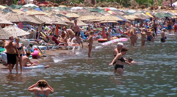 Okullardaki Ara Tatil En Çok Turizmcileri Sevindirdi