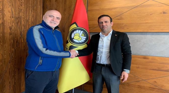 Yeni Malatyaspor'un yeni teknik direktörü Hikmet Karaman oldu