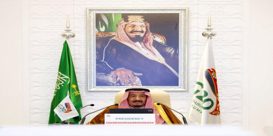 G20 Liderler Zirvesi, başkent Riyad'da toplandı