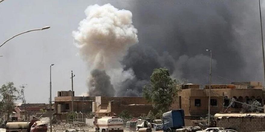 Musul'da patlama! 1 asker öldü, 5 asker yaralı