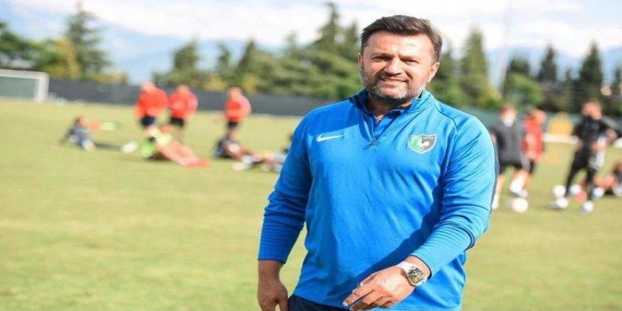 Teknik direktör Bülent Uygun Covid-19'u yendi
