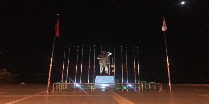 Muğla'da kısıtlama kurallarına vatandaşlar dikkat ediyor