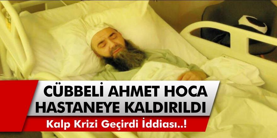 İsmailağa Camisinin Önde Gelen Hocalarından Cübbeli Ahmet Hoca Hastaneye Kaldırıldı! Ahmet Mahmut Ünlü Kalp Krizi Mi Geçirdi?