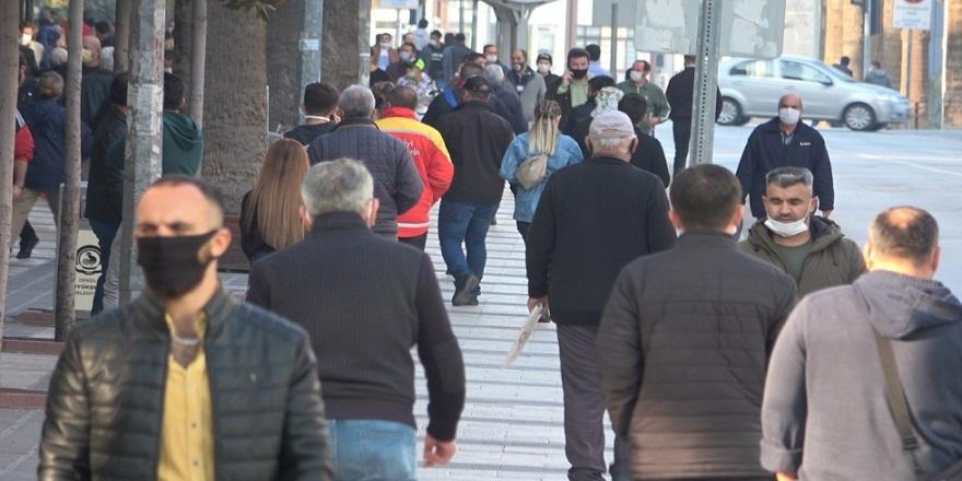Denizli'de karantina kurallarını ihlal eden 134 kişiye cezai işlem!