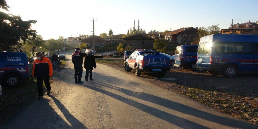 Uşak'ta cuma günü kaybolan yaşlı kadın için arama kurtarma çalışmaları devam ediyor