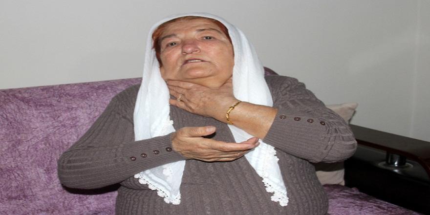 Adana'da, yaşlı kadın 3 bilezik için az daha canından oluyordu!