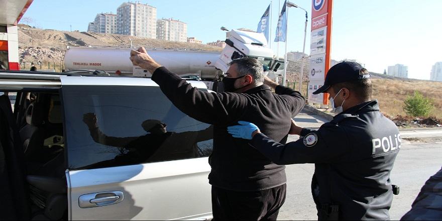 Ankara Altındağ'da, polis uyuşturucu tacirlerine nefes aldırmıyor!