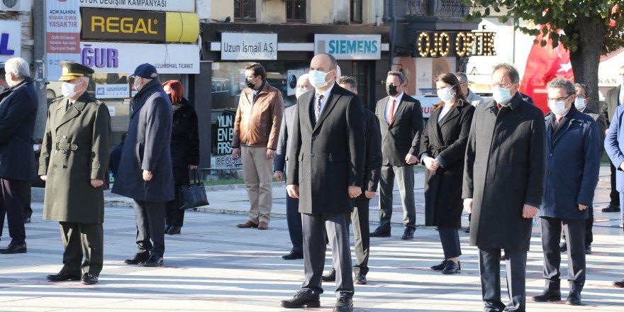 Edirne'nin düşman işgalinden kurtuluşunun 98'inci yıl dönümü kutlandı