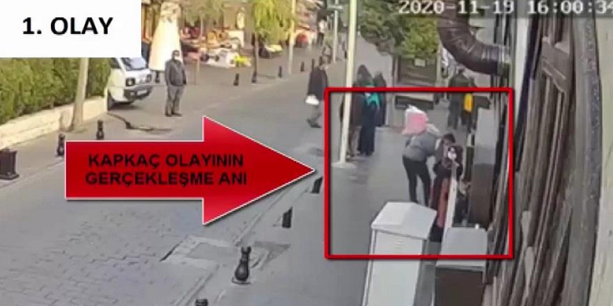 Gaziantep'de bayanların korkulu rüyası kapkaçcı yakayı ele verdi!