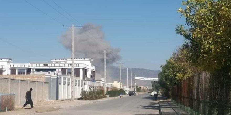 Afganistan'ın  Kandahar kentinde, patlama : 17 yaralı