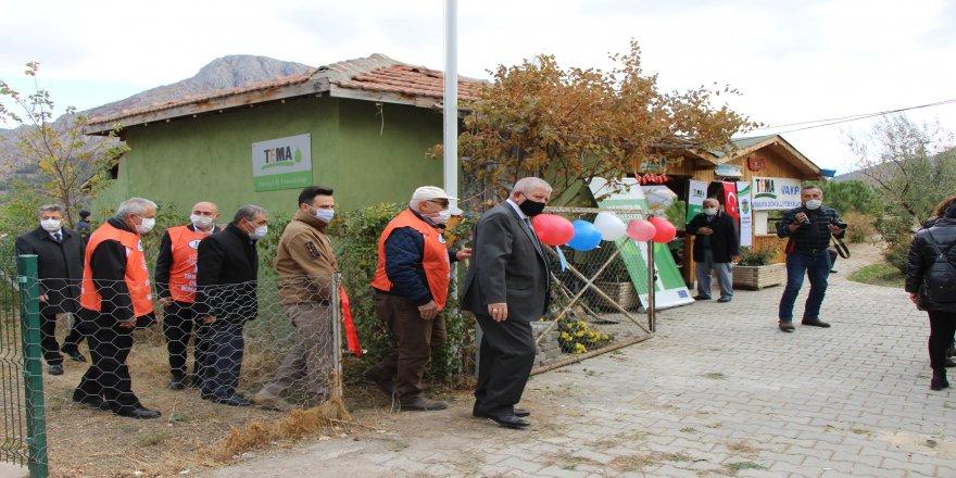 Başkan Mehmet Sarı'dan TEMA binası için yenileme talimatı
