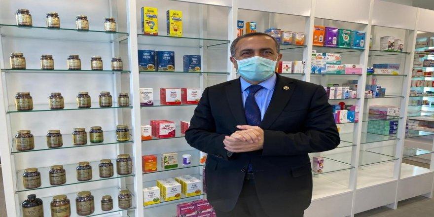 "AK Parti Van Milletvekili Abdulahat Arvas: ""Sağlıkta güçlüyüz ve hazırlıklıyız"""