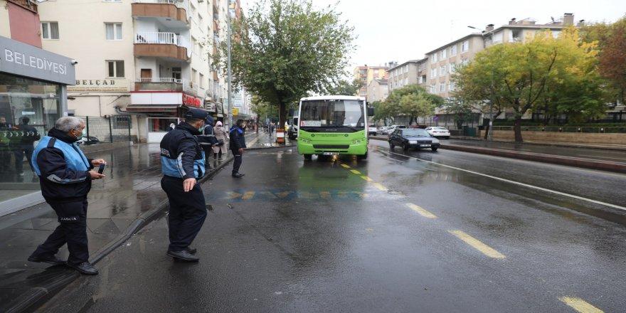 Diyarbakır genelinde korona virüs denetimleri yoğunlaştı