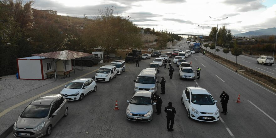 15 riskli il içerisinde yer alan Tokat'ta denetimler sıklaştırıldı