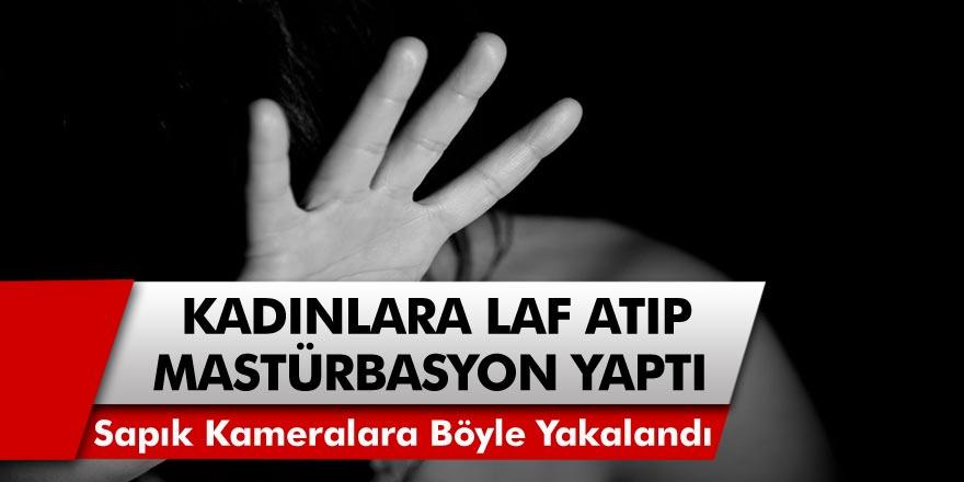 İstanbul'da akıl almaz olay! Kadınlara laf atan şahıs, motosiklet üstünde mastürbasyon yaptı…