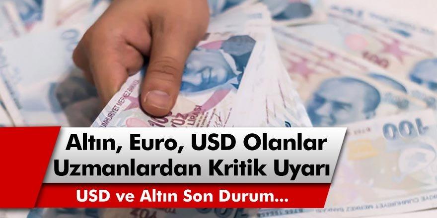 Uzmanlar uyardı! Altın, Gümüş, Dolar ve Euro'su olanlar dikkat! Bu dönemde yatırım yapılır mı? 27 Kasım altın fiyatları…