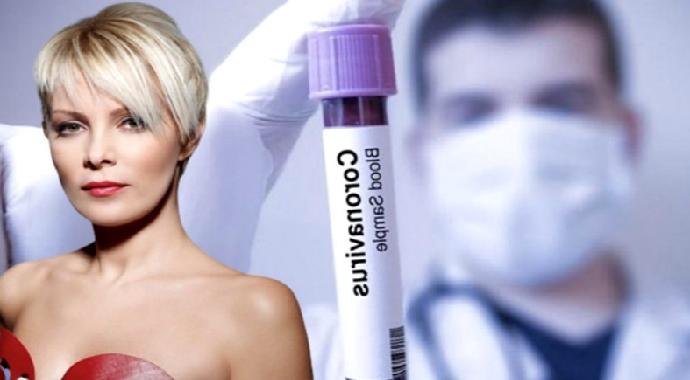 Ömür Gedik, koronavirüs yüzünden Twitter'da gündem oldu!