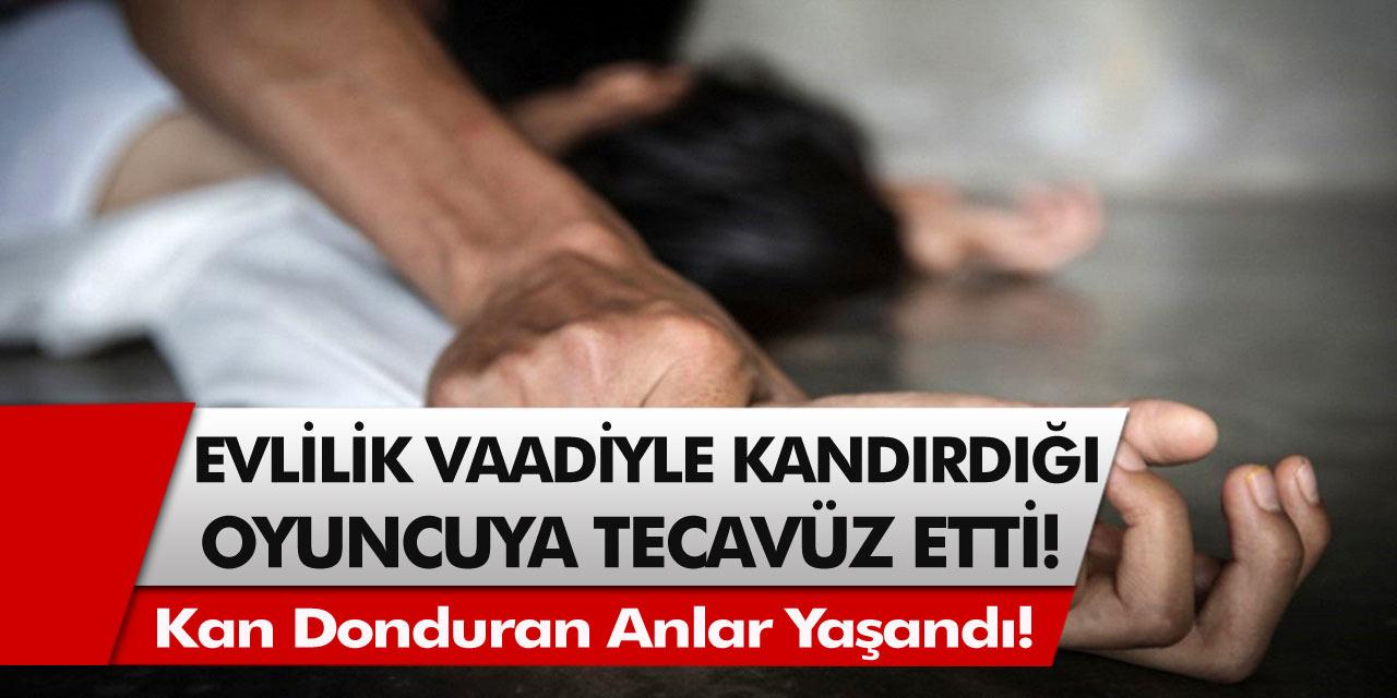 Evlilik vaadiyle kandırılan kadın, defalarca tecavüze uğradı! Kadının anlattıkları, herkesi şoke etti…