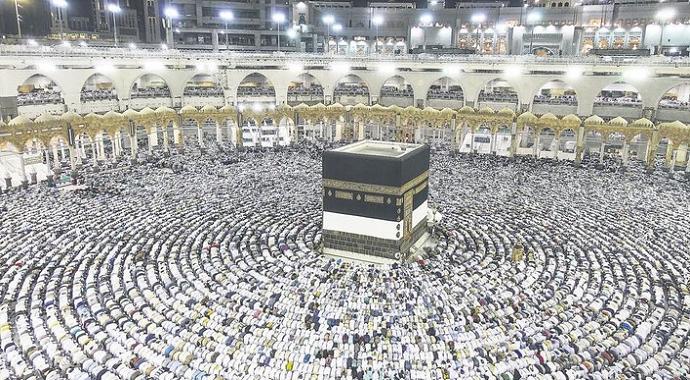 Korona virüs nedeniyle Suudi Arabistan, Kâbe ziyaretlerini durdurdu