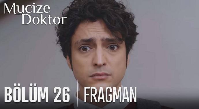 Mucize Doktor 26. yeni bölüm fragmanı yayınlandı!  Mucize Doktor 25. son bölüm izleme